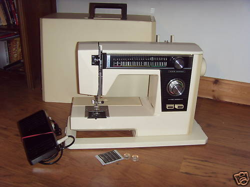 Manual Maquina De Coser Nagoya Super Zig Zag 3000 - valuesele